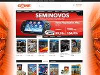 New Game Ecommerce Website