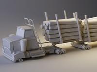 Log Truck
