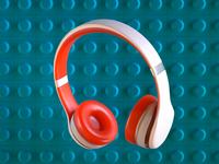 Three - headphones