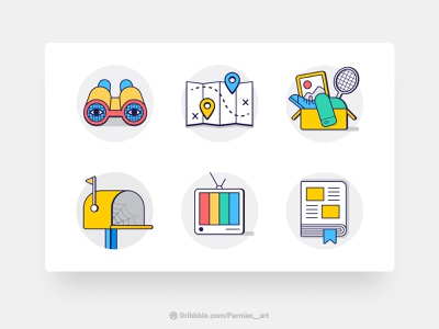 Pindo Empty State Illustrations uidesign illustrator buy sell no address no network no connection c2c digikala pindo empty states icon illustraion empty state empty app