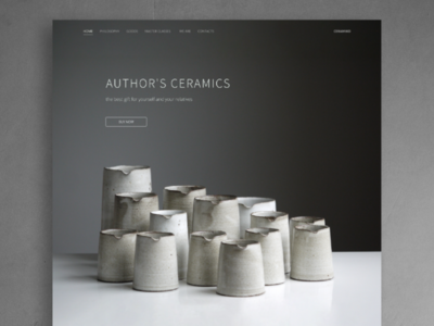 Author's Ceramic