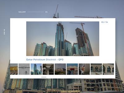 Redesign concept for Skytop Engineering ux ui redisign gallery popup website web design minimalism minimalistic minimal clean