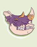 Melting Rhino