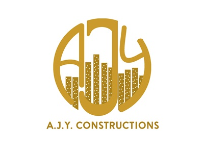 A.J.Y. CONSTRUCTIONS(SELECTED LOGO)