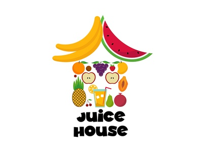 JUICE HOUSE LOGO