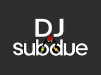DJ SUBDUE LOGO