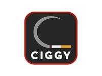 CIGGY LOGO (MOCKUP)