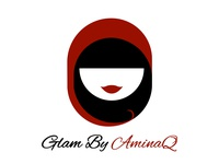 Glam by AminaQ Logo