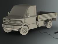 Claymodel 3D