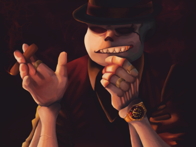 Mafiafell Sans fanart