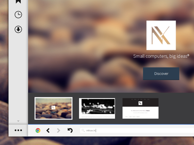 Google Chrome For Nitrux chrome browser web ui ux nitrux os linux