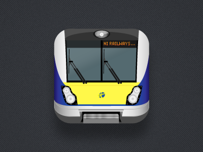 Train translink transport train icon iphone ios