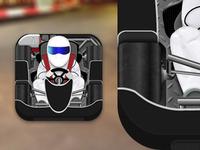 Go Kart Icon