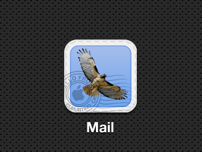 Mail iOS Icon ios mail app icon