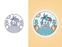 Logo for a tour of CSE,IUBAT