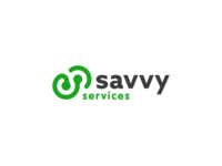 Logo for Savvy Services