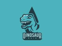 Dinosaur Rain Logo