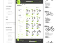 gallery for bike shop