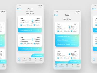 Ticket Purchase App