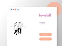 LOVEFULL UI