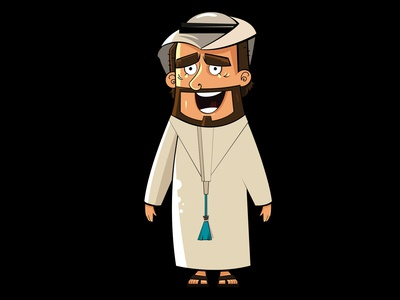 Emirati Man