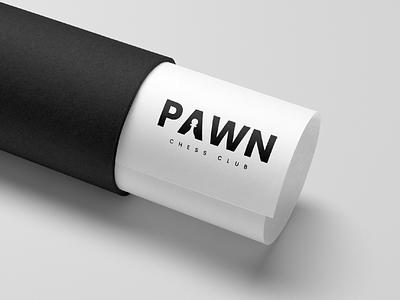 PAWN LOGO minimalist logo
