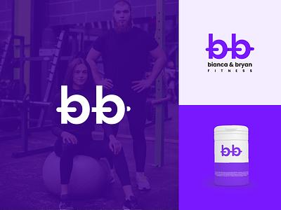 B & B LOGO logocreative logomark logodesign logodesigner minimal design flat vector icon branding logo