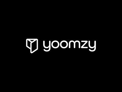 Yoomzy Software for Gmail vector branding logo design naming