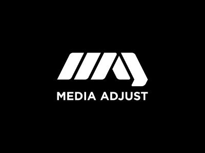 Media Adjust GmbH print logo design branding