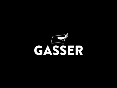 Gasser Craftbeer packaging print logo naming branding