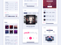 Music Application Concept