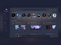 Soundcloud Redesign 2