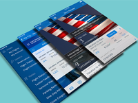 American Airlines for iOS7