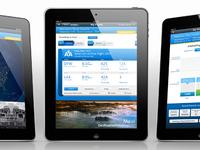 American Airlines iPad App