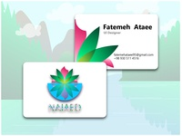 Business Card Naiad