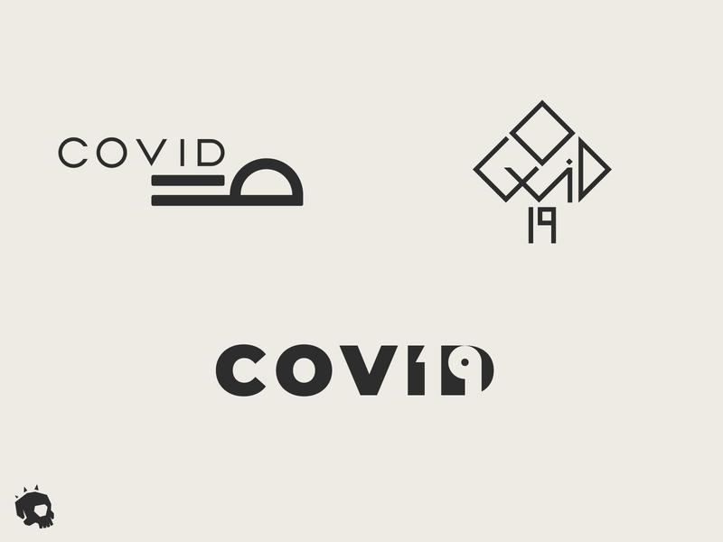 COVID 19 Logo Design