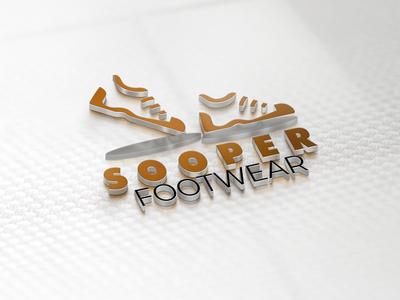 Logo 69 For a foot wear company