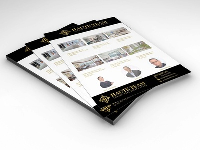 Real Estate catalog for HAUTE TEAM