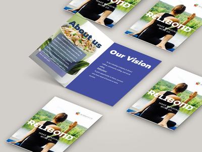 Catalog 1 For a Marketing Company