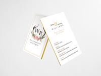 WxR Business Card