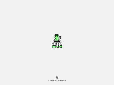 logo happy mug vector logo design branding branding logo conception logo design mug logo mug logo design concept logo designs logo mark logo inspiration logo folio logo designer logodesign logos logo