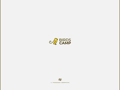 logo Birds Camp logo conception logo inspiration logo folio logo design logofolio logodesigners logoinspiration logodesigns birdcamp logobird bird birdlogos logoideas logos logodesign logodesigner logo