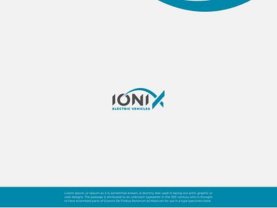 Logo IONIX logos logo conception logo inspiration logo folio logodesign logomood logoworld logodesigner logoidentity logo mark logotype logoideas logoconcept logofolio logo design logo