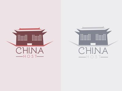 Logo China Host Pres