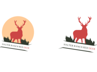 Halter Ranch Red Deer Pres