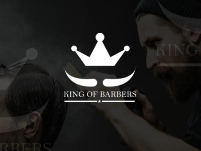 Logo King Of Barbers