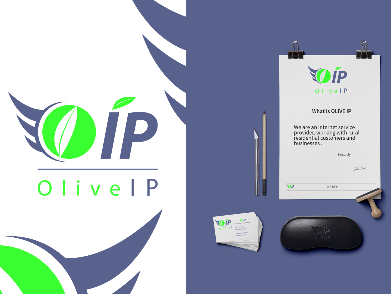 Logo Olive ip illustration logos idea logo design concept logos logo market logo logo inspiration logo folio logo design branding logo conception branding logo design
