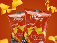 Chips Sachet Packaging