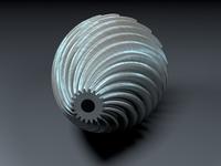 Cogwheel Twist And Taper