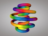 Looping Spiral Effect